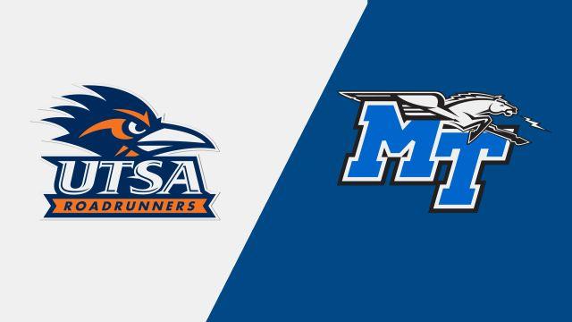 UTSA vs. Middle Tennessee (M Basketball)