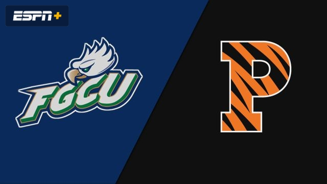 Florida Gulf Coast vs. Princeton (W Basketball)