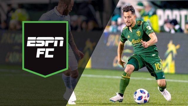 Fri, 11/30 - ESPN FC: Previewing the MLS Cup Final