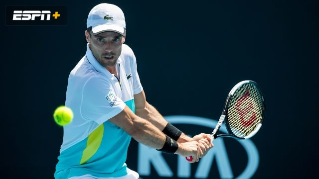 (9) Bautista Agut vs. Cilic (Men's Third Round)