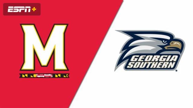 Maryland vs. Georgia Southern (Softball)