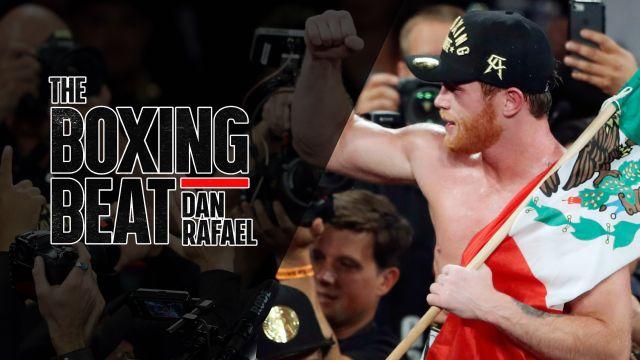 Tue, 9/18 - The Boxing Beat with Dan Rafael