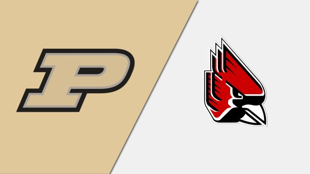 Purdue vs. Ball State (Baseball)
