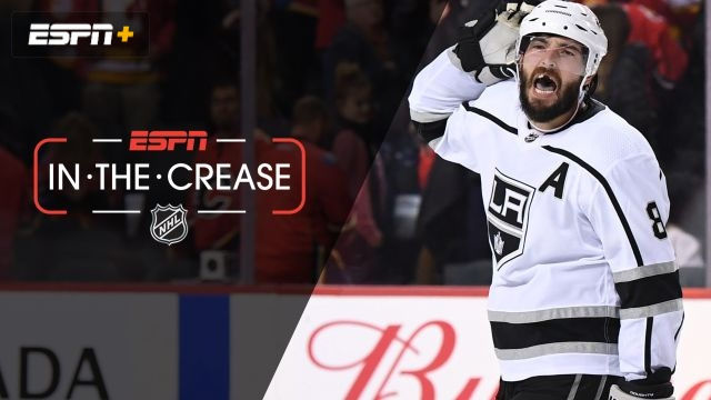 Wed, 10/9 - In the Crease: Doughty gets last laugh for Kings