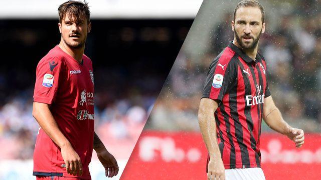 Cagliari vs. AC Milan (Serie A)