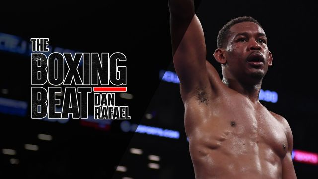 Tue, 10/23 - The Boxing Beat: Special guest Danny Jacobs