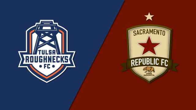 Tulsa Roughnecks FC vs. Sacramento Republic FC