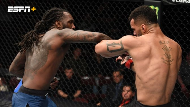 Devin Clark vs. Dequan Townsend (UFC Fight Night: Anderson vs. Blachowicz 2)