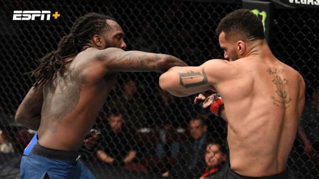 Devin Clark vs. Dequan Townsend (UFC Fight Night: Anderson vs. Blachowicz 2)