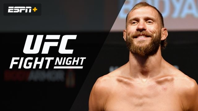 UFC Fight Night Pre-Show: Cowboy vs. Gaethje
