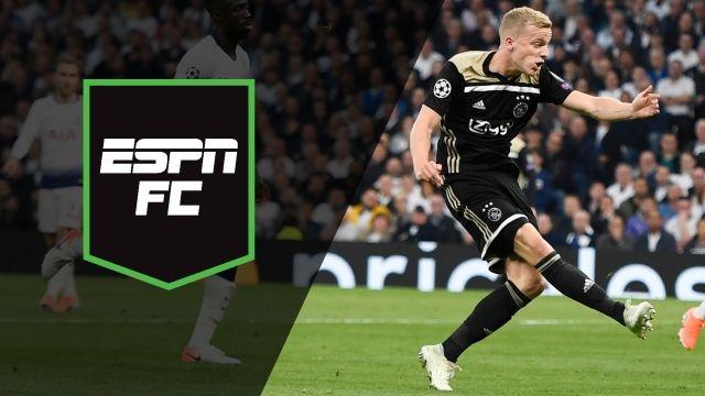 Tue, 4/30 - ESPN FC: Champions League heats up