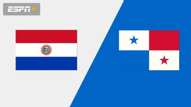 Paraguay vs. Panama