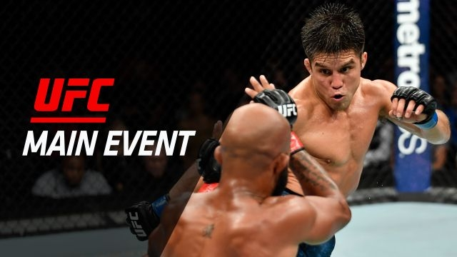 Johnson vs. Cejudo 2