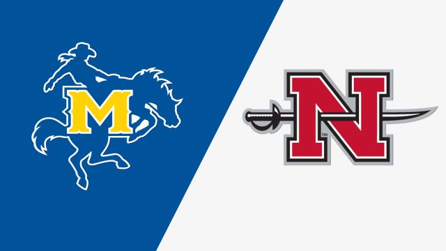 McNeese vs. Nicholls (Game #5) (Southland Baseball Tournament)