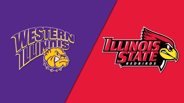 Western Illinois vs. Illinois State (W Soccer)