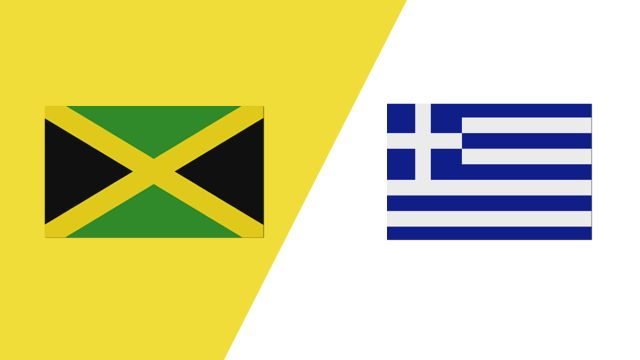 Jamaica vs. Greece (2018 FIL World Lacrosse Championship)