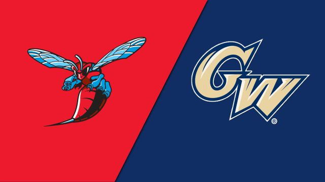 Delaware State vs. George Washington (Baseball)