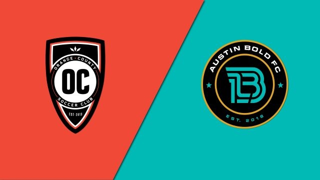 Orange County SC vs. Austin Bold FC (USL Championship)