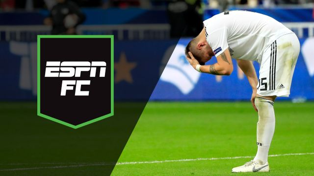 Tue, 10/16 - ESPN FC: Germany loses again