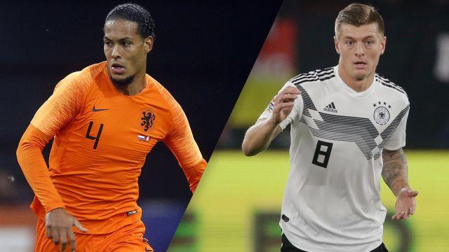 Netherlands vs. Germany (UEFA European Qualifiers)