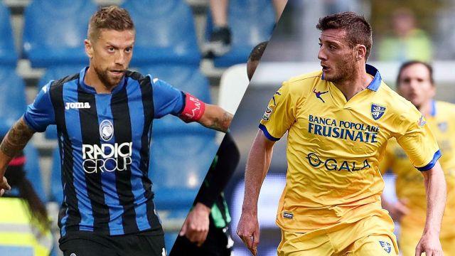 Atalanta vs. Frosinone (Serie A)
