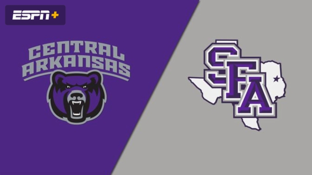 Central Arkansas vs. Stephen F. Austin (M Basketball)