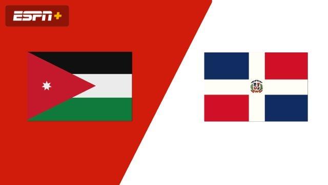 Jordan vs. Dominican Republic (Group Phase)