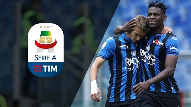 Sun, 5/12 - Serie A Weekly Highlight Show: Fight for the top 4 heats up