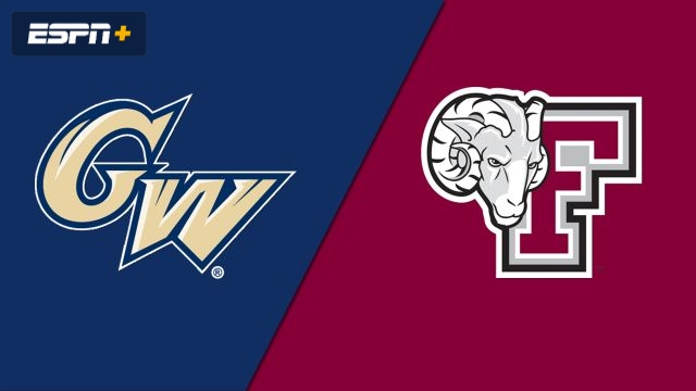 George Washington vs. Fordham (M Basketball)