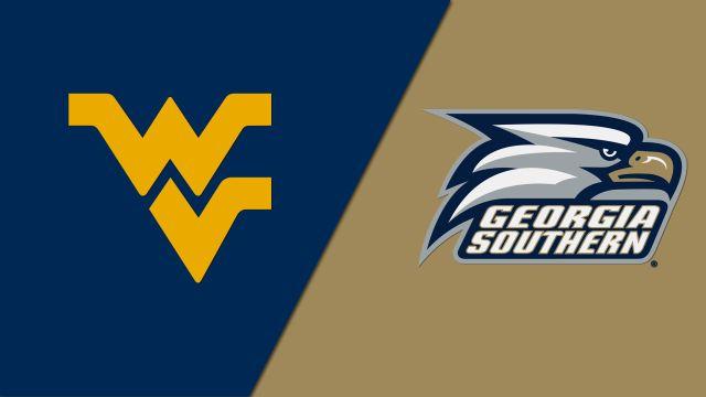 West Virginia vs. Georgia Southern (Baseball)