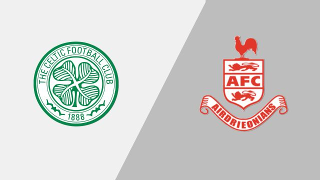 Celtic vs. Airdrieonians FC (Round #4) (Scottish Cup)