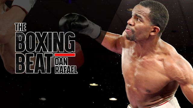 Tue, 12/11 - The Boxing Beat: Special guest Jesse Hart
