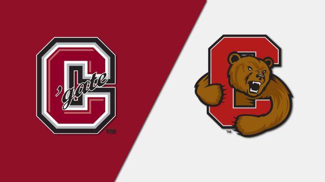 Colgate vs. Cornell (Field Hockey)