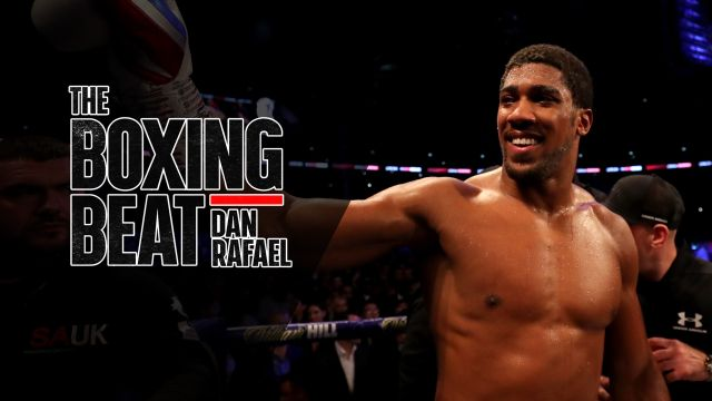 Tue, 9/25 – The Boxing Beat: Reaction to Joshua's knockout of Povetkin