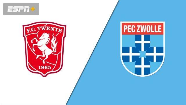 Twente vs. PEC Zwolle (Eredivisie)