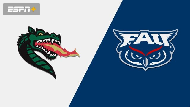 UAB vs. Florida Atlantic (M Basketball)