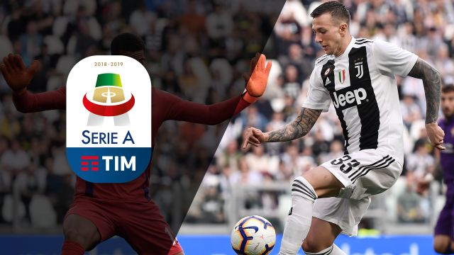 Sat, 4/20 - Serie A Weekly Highlight Show: Juventus seeks Serie A crown