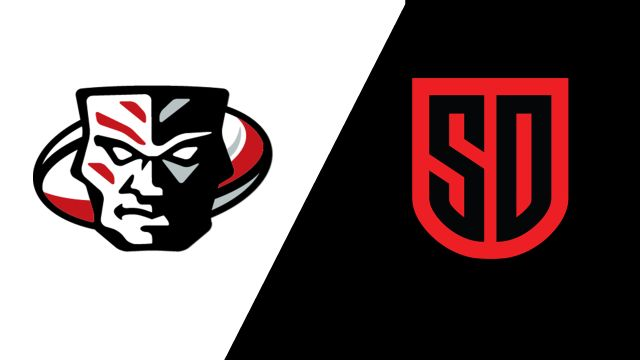 Utah Warriors vs. San Diego Legion (Major League Rugby)