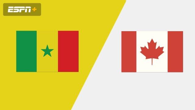 Senegal vs. Canada (Group Phase)