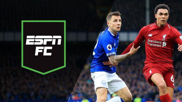 Sun, 3/3 - ESPN FC: Showdown in the Merseyside derby