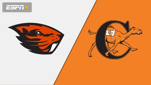 Oregon State vs. Campbell (Wrestling)