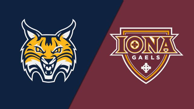 Quinnipiac vs. Iona (W Volleyball)