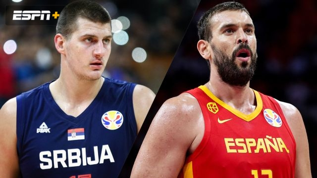 Serbia vs. Spain (Group Phase)
