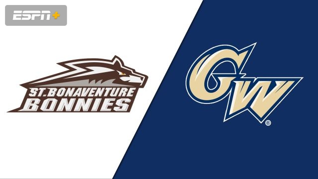 St. Bonaventure vs. George Washington (M Basketball)