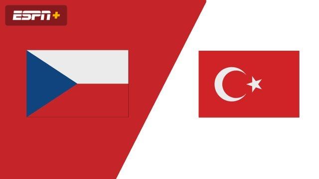 Czech Republic vs. Turkey (Group Phase)