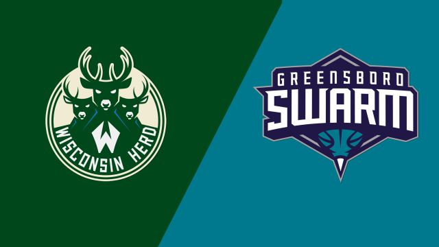 Wisconsin Herd vs. Greensboro Swarm