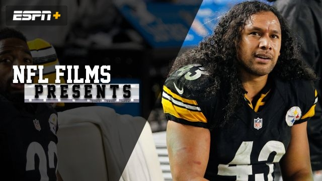 Troy Polamalu in American Somoa