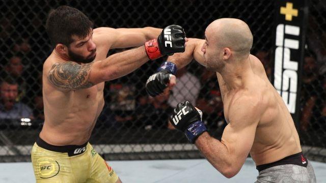 UFC Fight Night: Assuncao vs. Moraes (Main Card)