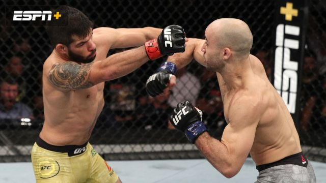 UFC Fight Night: Assuncao vs. Moraes (Main Card)