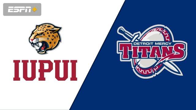 IUPUI vs. Detroit Mercy (M Basketball)